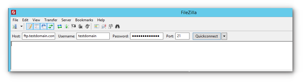 Filezilla Windows | FTP