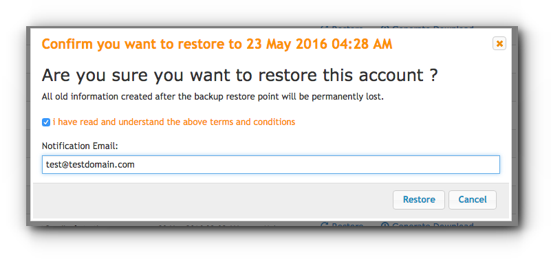 restore-email
