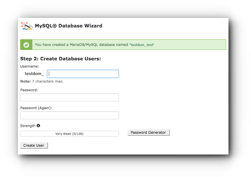 create-database-user