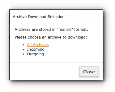 download-archive-options