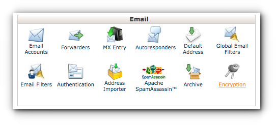encryption-email