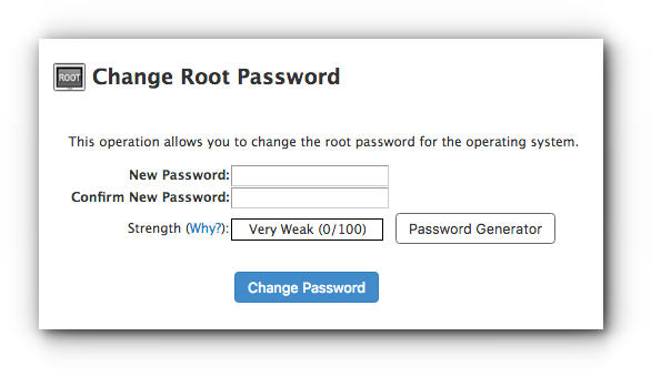 change-password-root-whm