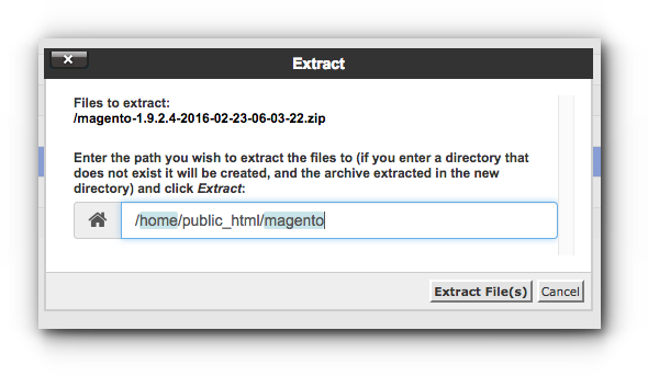 extract-file-magento