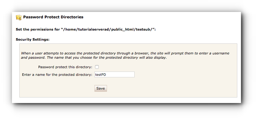 unprotected-directory