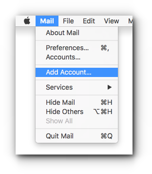 How to set up Microsoft Exchange in Mac Mail? – Knowledge Base