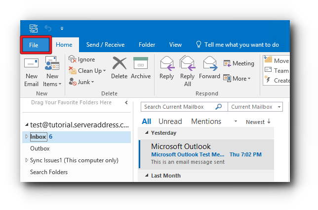 Outlook Office 365 – IMAP and POP settings – Knowledge Base
