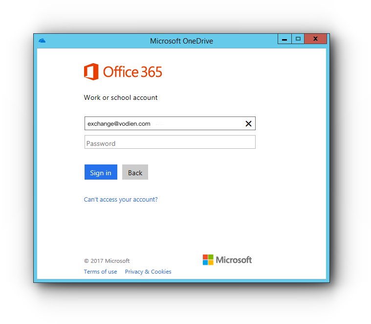 How to set up Microsoft OneDrive? – Knowledge Base