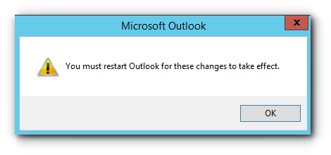 How to manually add Microsoft Exchange in Outlook 2016