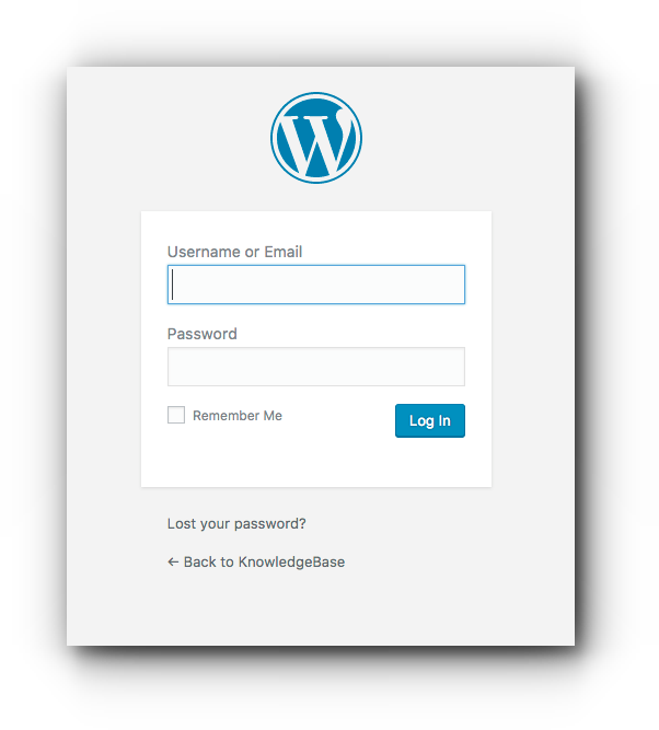 How To Update Banner And Footer In Wordpress Vodien Sg Knowledge Base